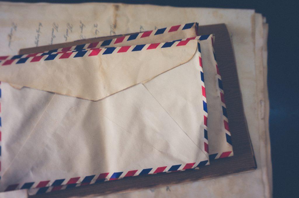 illustration courrier